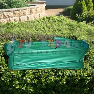 10FT x 7FT Rectangle Trampoline Spring Cover Pads