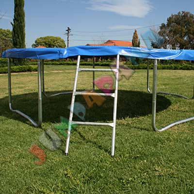 Trampoline Step Ladder