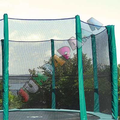 10FT Round Trampoline Net
