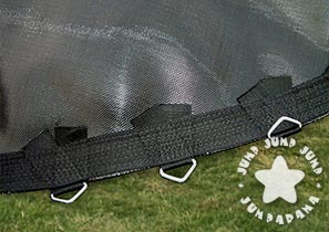 Need to replace your trampoline mats? We have a variety of trampoline mats available for 8FT, 10FT, 12FT, 14FT and 15FT round trampolines.